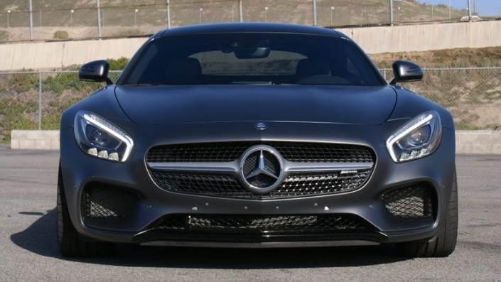 Mercedesy AMG a kryzys motoryzacyjny