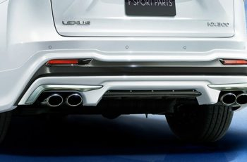 Pakiet tuningowy Modellista dla nowego Lexusa NX