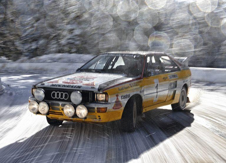 Audi Rallye quattro A2